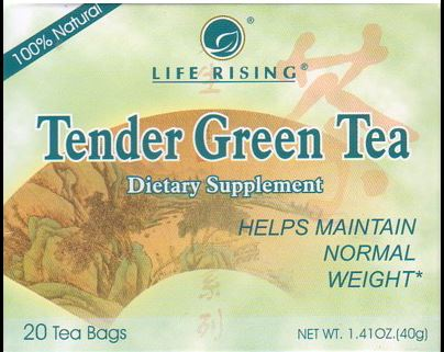 tender green tea